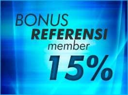 bonus referensi